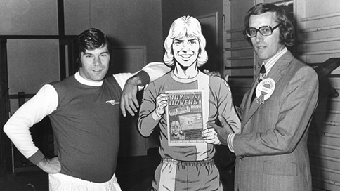 Supermac, Roy and Barrie