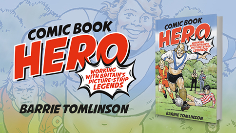 Comic Book Hero
