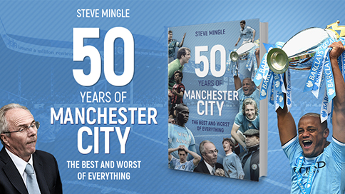 Fifty Years of Man City