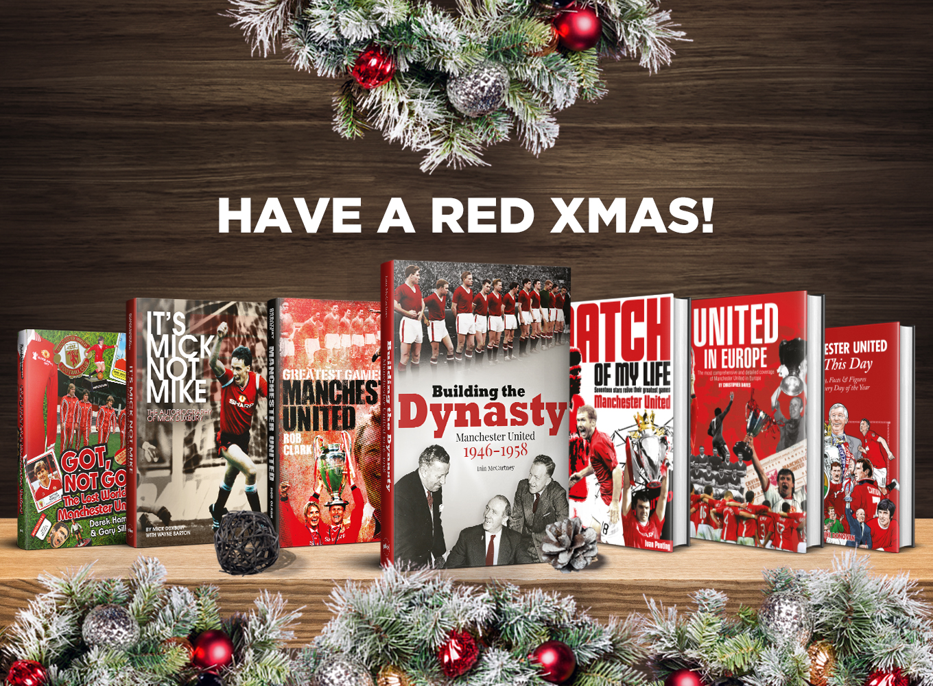 Have a Red Xmas!