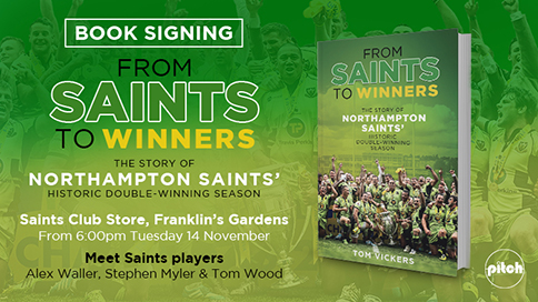 SAINTS TO WINNERS EVENT