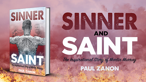 'SINNER AND SAINT' FOR SEPTEMBER