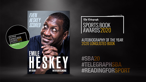 EVEN HESKEY UP FOR AWARD