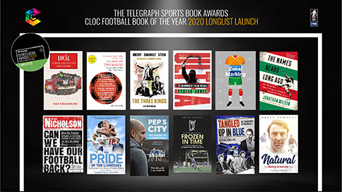 FOUR TITLES UP FOR FOOTBALL AWARD