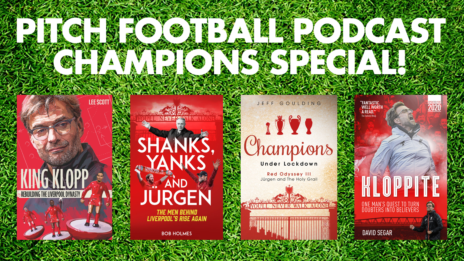 FIRST LIVE PODCAST IS A CHAMPIONS SPECIAL!