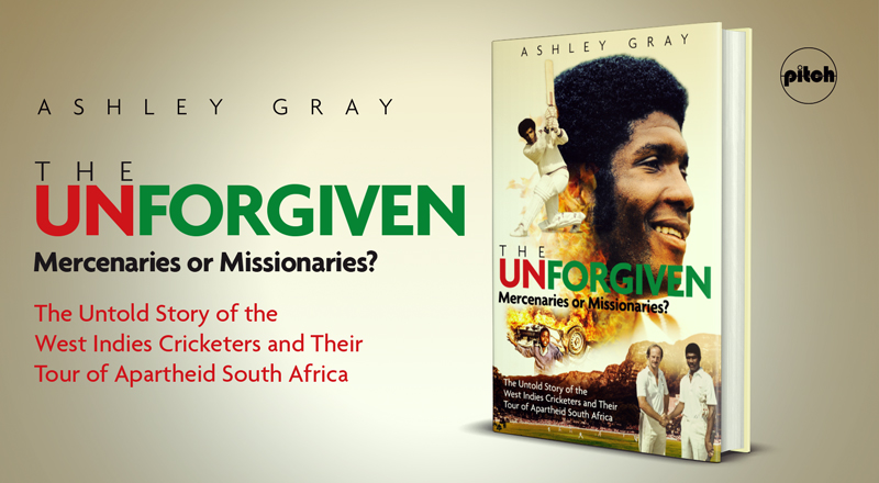 UNFORGIVEN SHORTLISTED FOR CRICKET AWARD