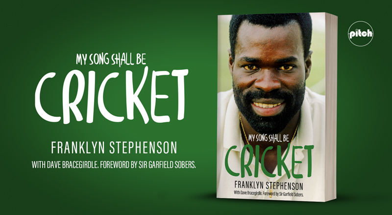 CRICKET Q&A: FRANKLYN STEPHENSON ON MY SONG SHALL BE CRICKET
