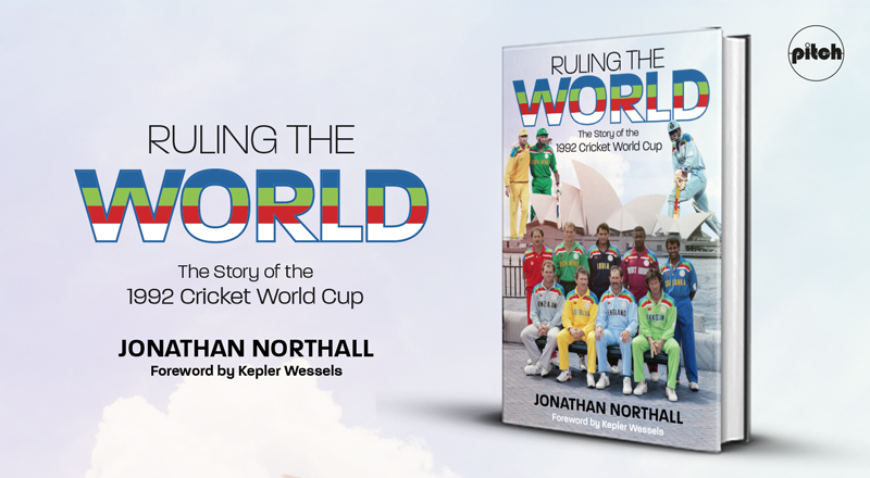 WATCH AGAIN: JONATHAN NORTHALL ON RULING THE WORLD