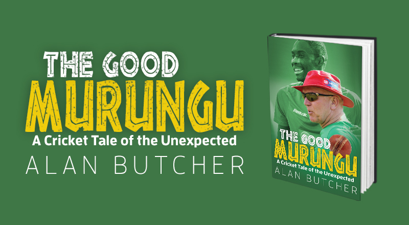 WATCH AGAIN: ALAN BUTCHER ON THE GOOD MURUNGU