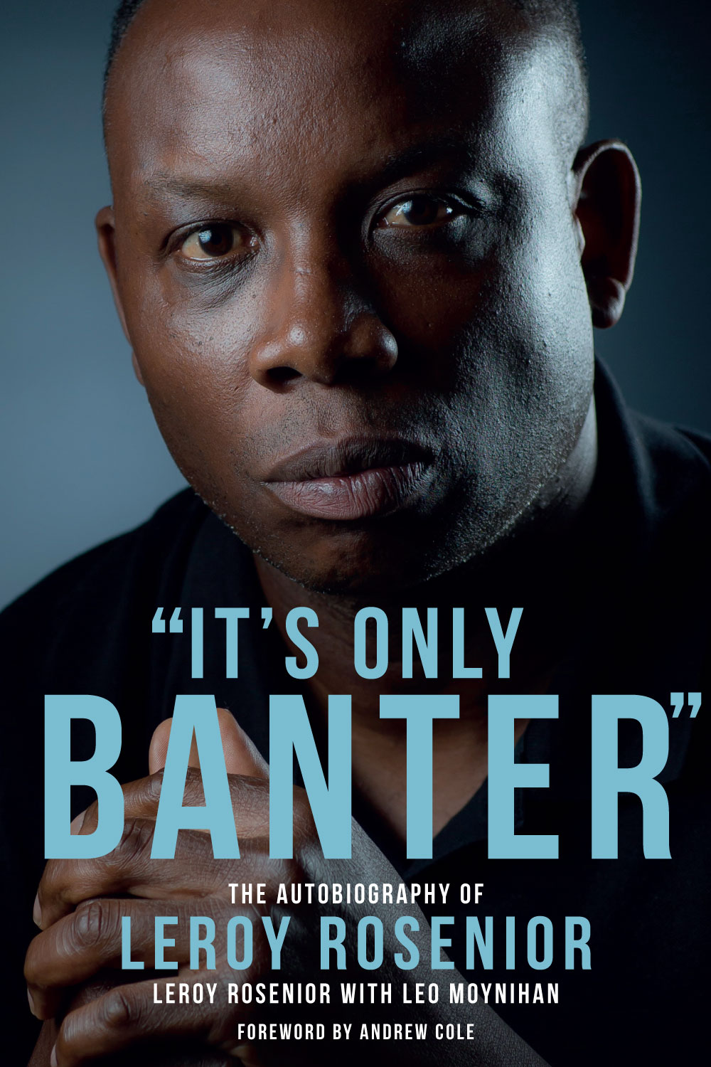 'It's Only Banter' cover