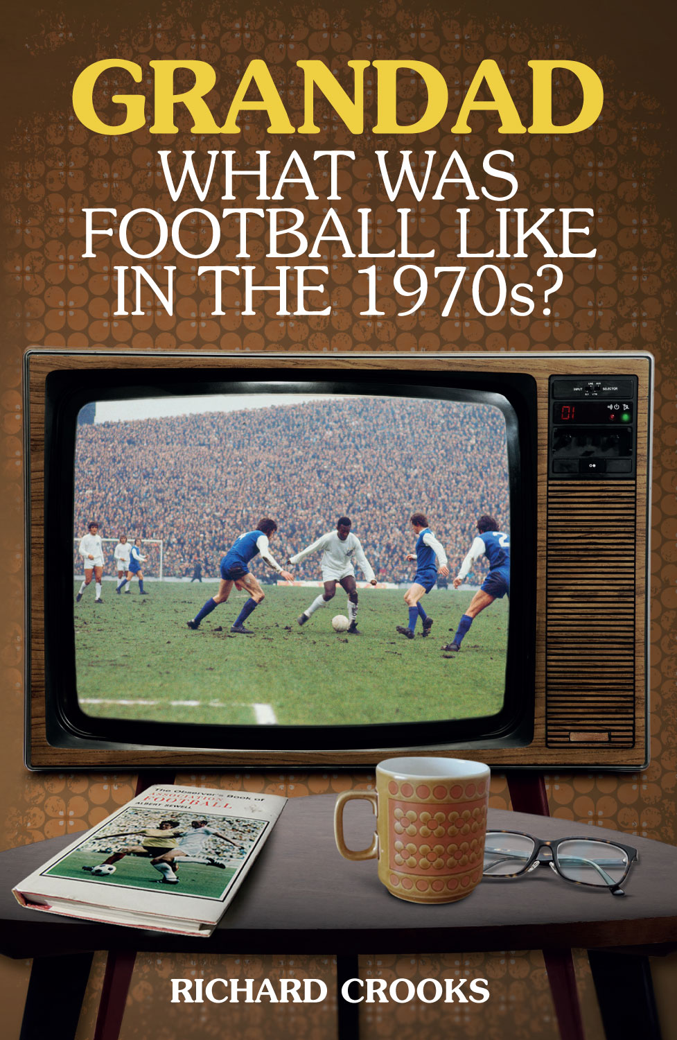Grandad, What Was Football Like in the 1970s? cover