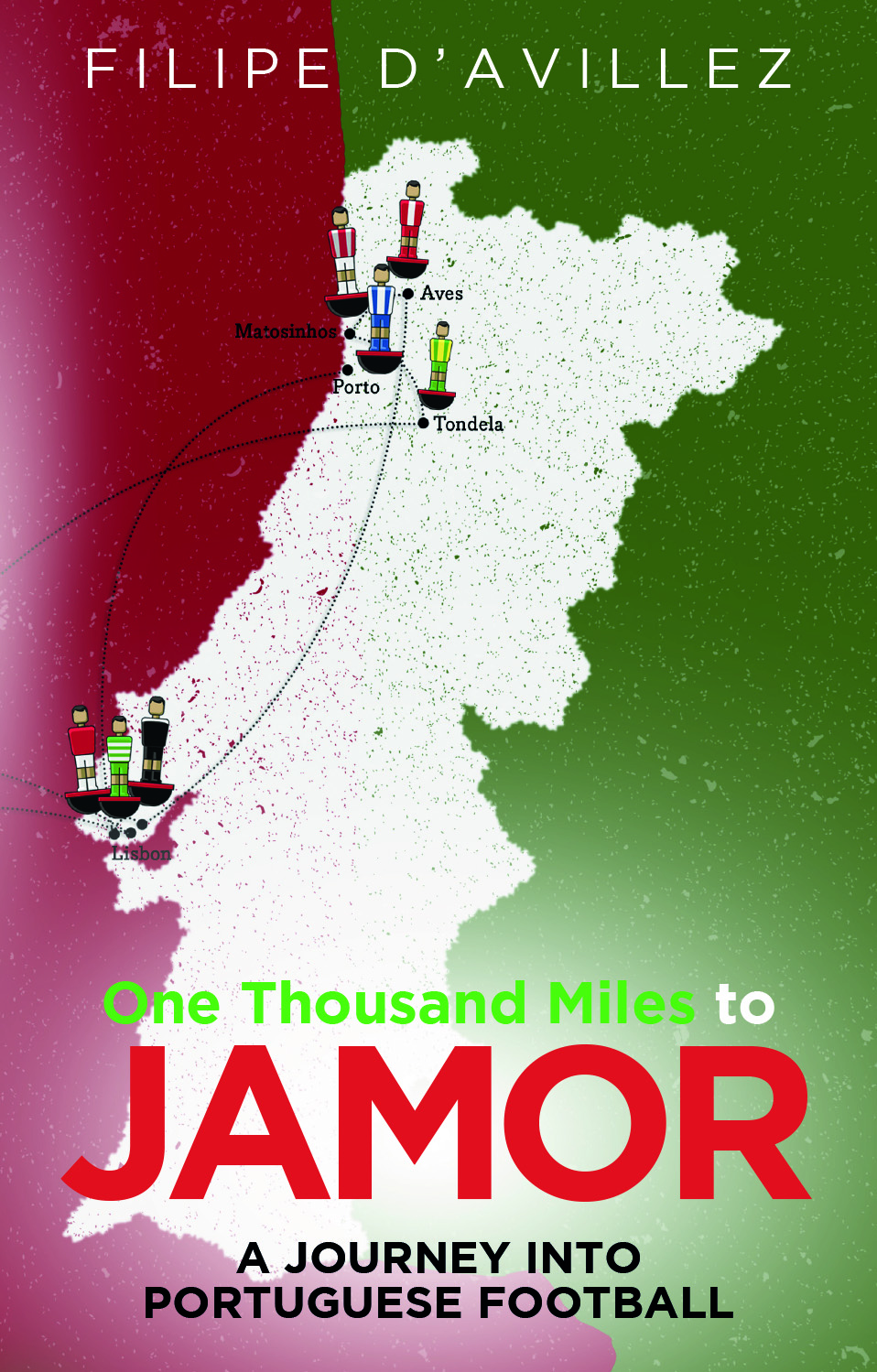 One Thousand Miles to Jamor