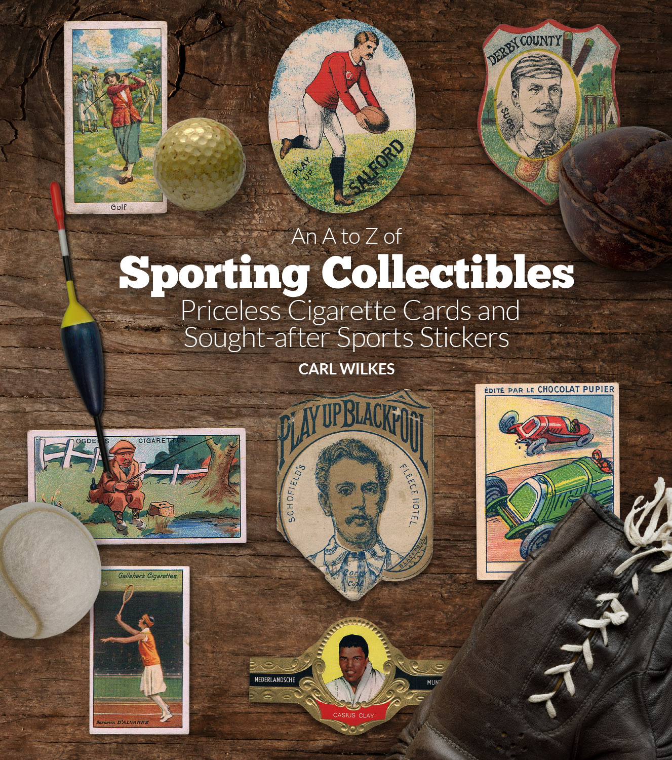 An A to Z of Sporting Collectibles