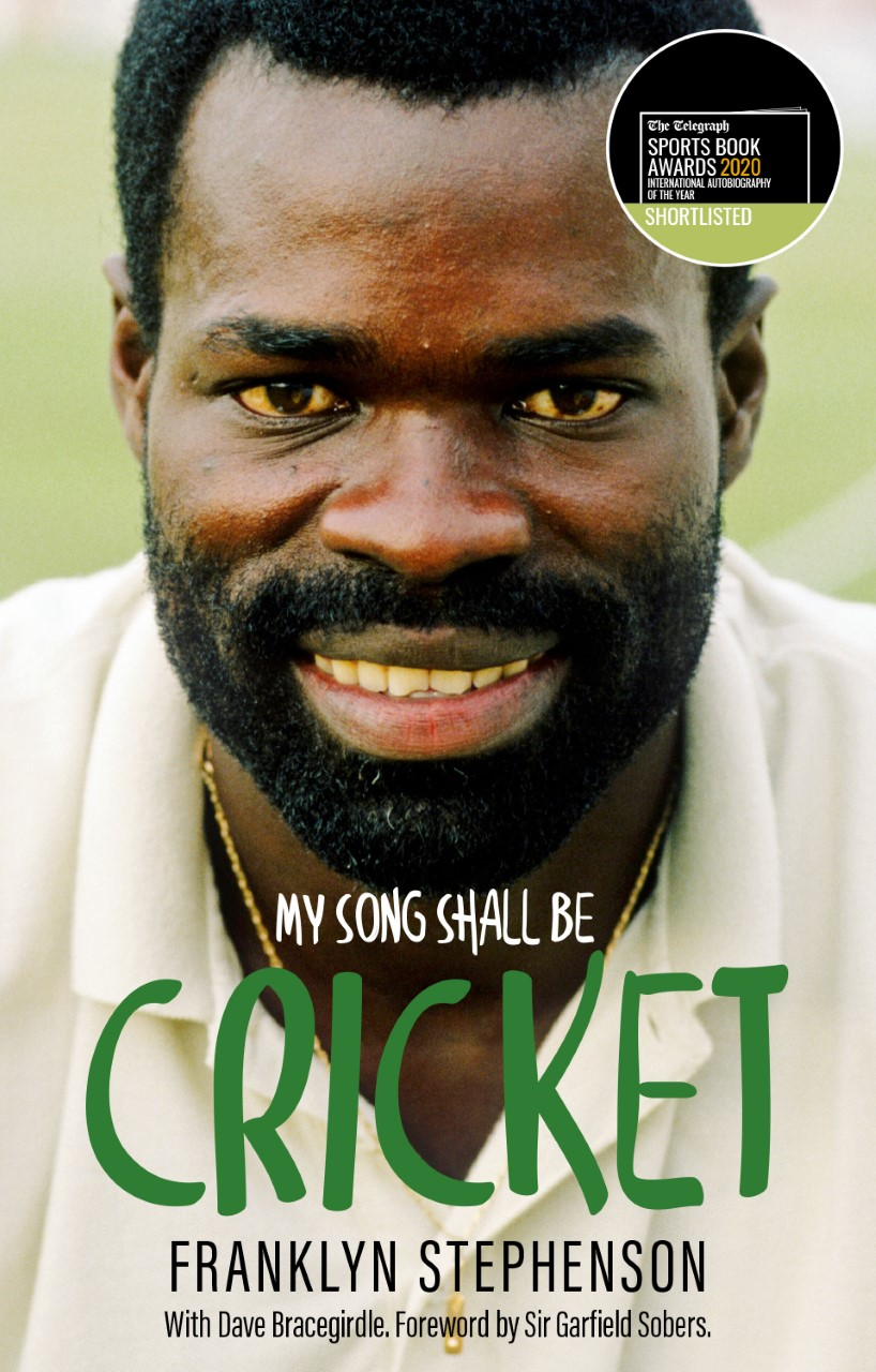 My Song Shall Be Cricket
