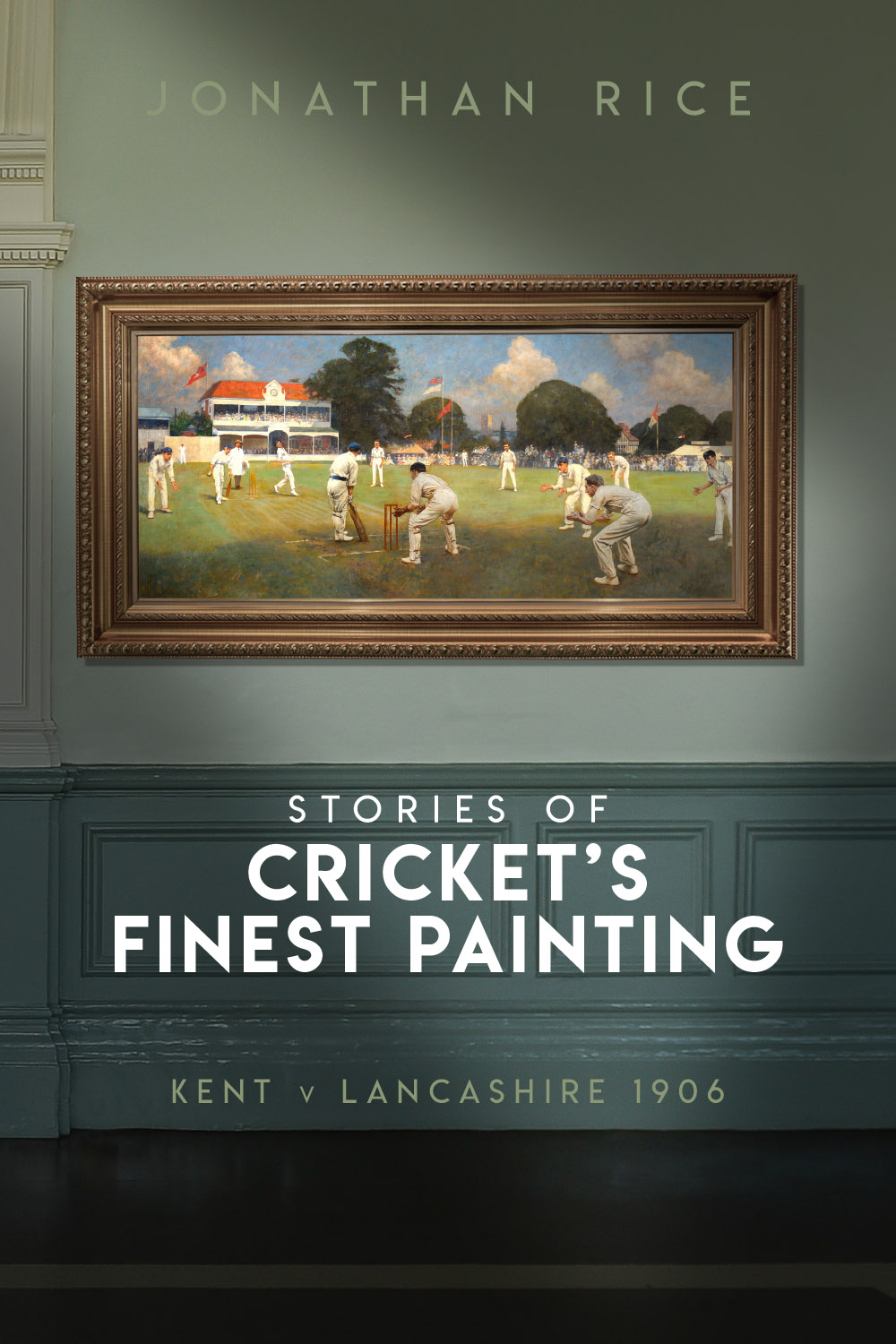 Stories of Cricket's Finest Painting