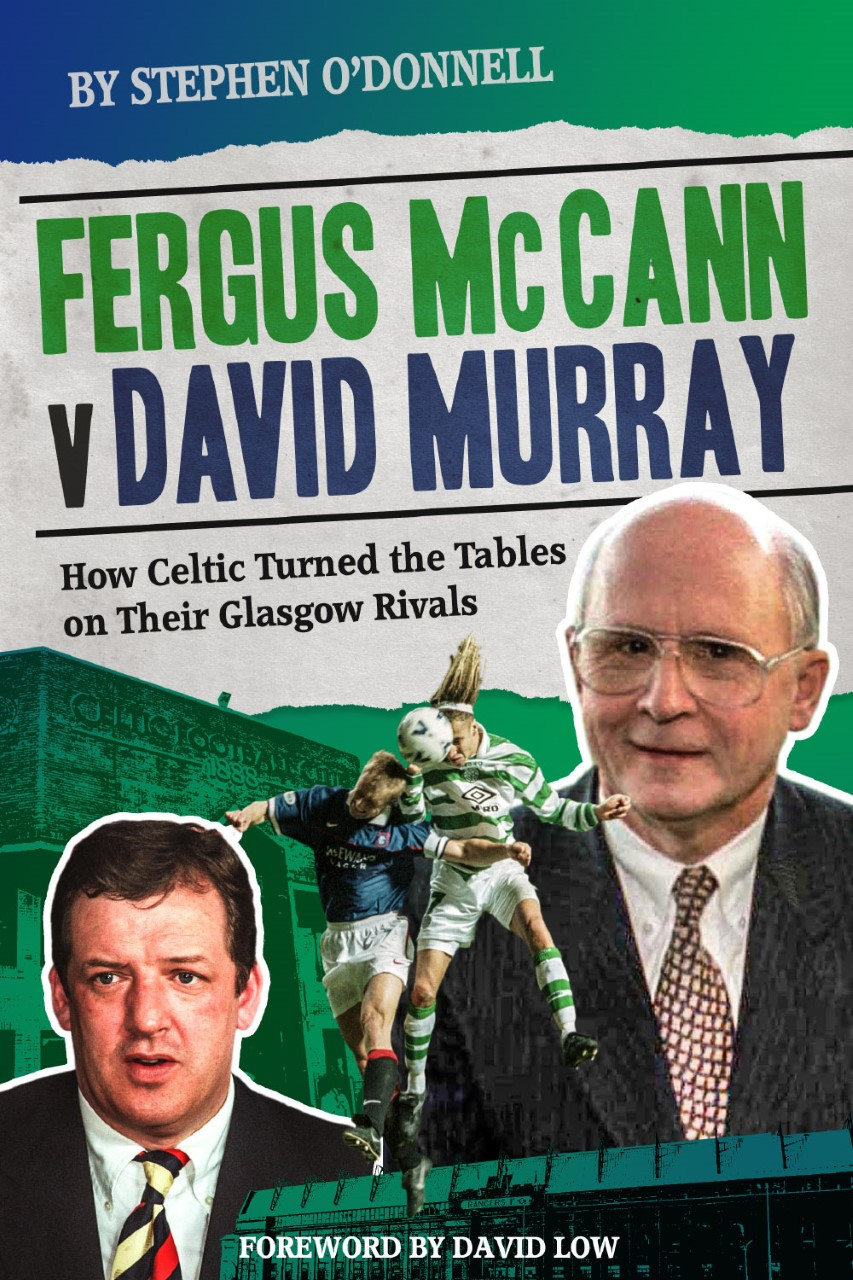 Fergus McCann Versus David Murray