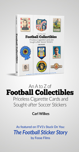 A to Z of Football Collectibles