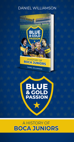 BLUE & GOLD PASSION