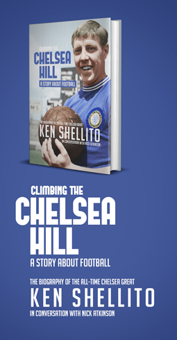 CLIMBING THE CHELSEA HILL