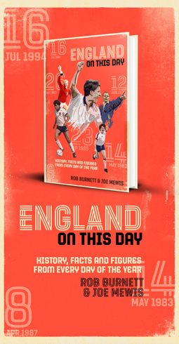 ENGLAND ON THIS DAY