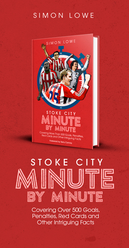 Stoke City Minute by Minute