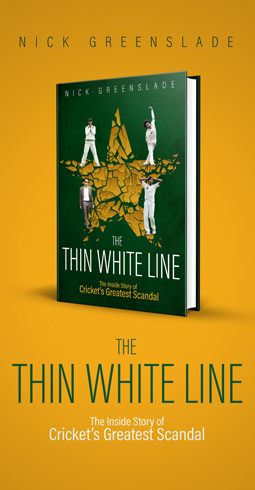 THE THIN WHITE LINE