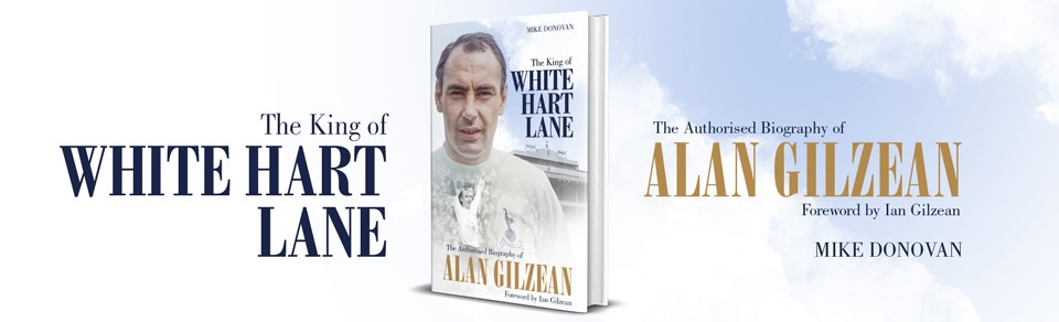 King of White Hart Lane